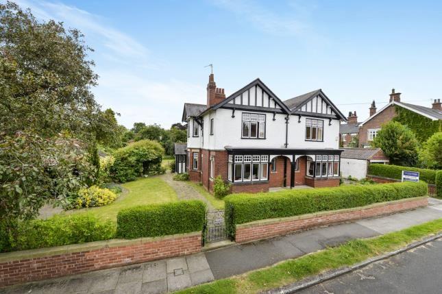 Thumbnail Detached house for sale in Ashville Avenue, Eaglescliffe, Stockton-On-Tees, Durham