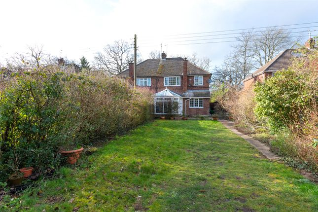 Thumbnail Semi-detached house for sale in Reading Road, Burghfield Common, Reading, Berks