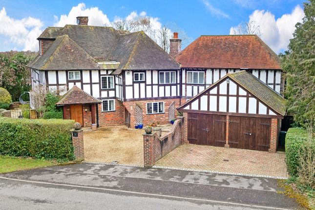 Thumbnail Detached house for sale in Abbotswood, Guildford