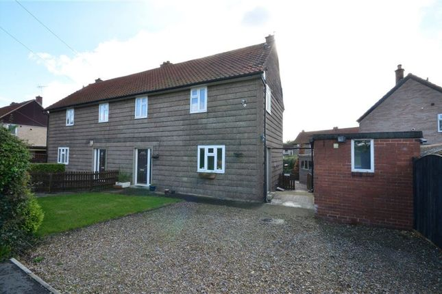 Thumbnail Semi-detached house to rent in Scarthingwell Crescent, Saxton, Tadcaster