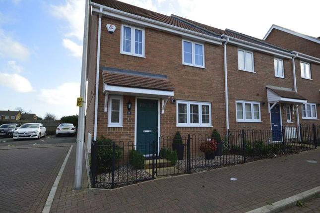 Thumbnail Property for sale in Emmeline Close, Rainham, Gillingham