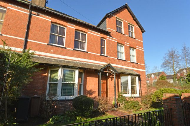 Thumbnail Terraced house for sale in The Shrubbery, Topsham, Exeter