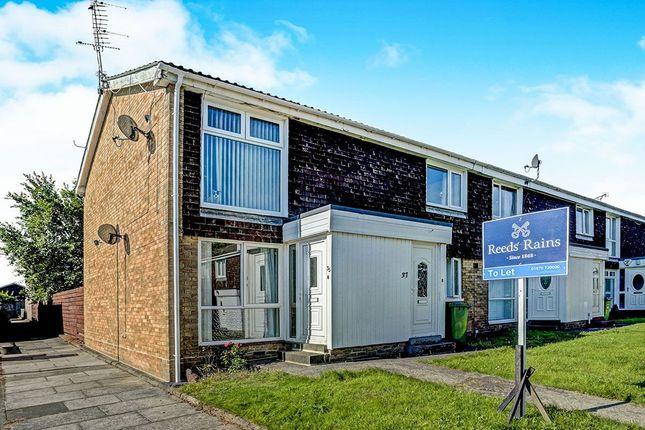 Thumbnail Flat to rent in Cramond Way, Cramlington
