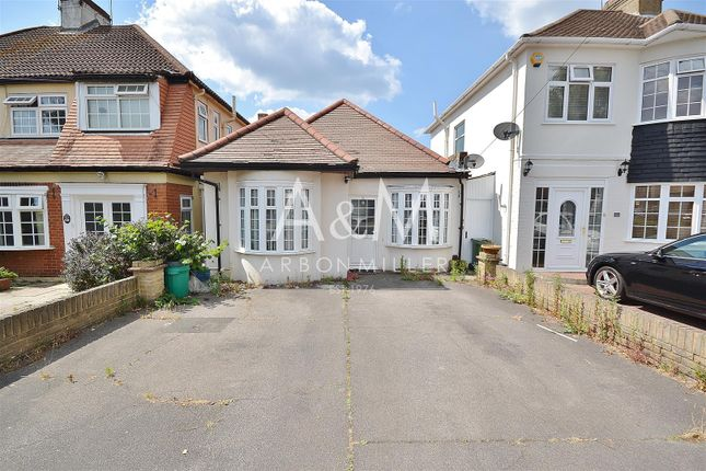 Thumbnail Detached bungalow for sale in Marlands Road, Clayhall, Ilford