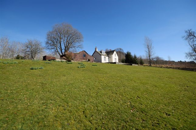 Thumbnail Detached house for sale in Ardchroskie House, Enochdhu, Blairgowrie
