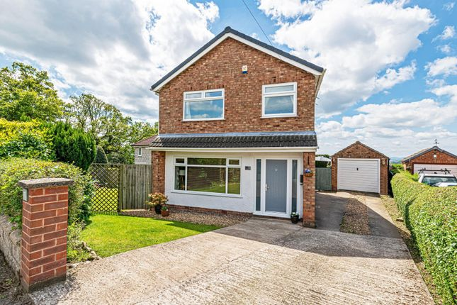Thumbnail Detached house for sale in Rockfield Drive, Helsby, Frodsham