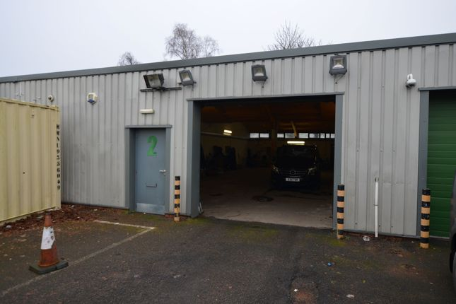 Thumbnail Industrial for sale in 23 Bankhead Terrace, Sighthill, Edinburgh