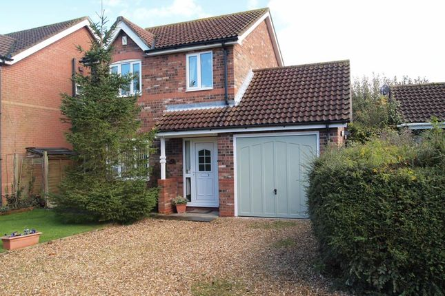 Thumbnail Detached house for sale in Sargeants Close, Sibsey, Boston