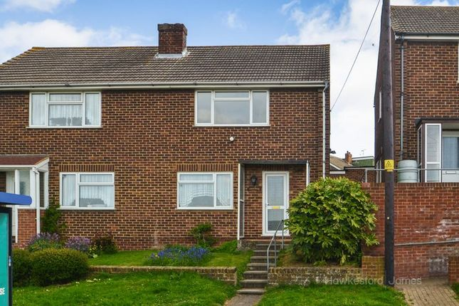 Thumbnail Semi-detached house to rent in The Broadway, Minster On Sea, Sheerness