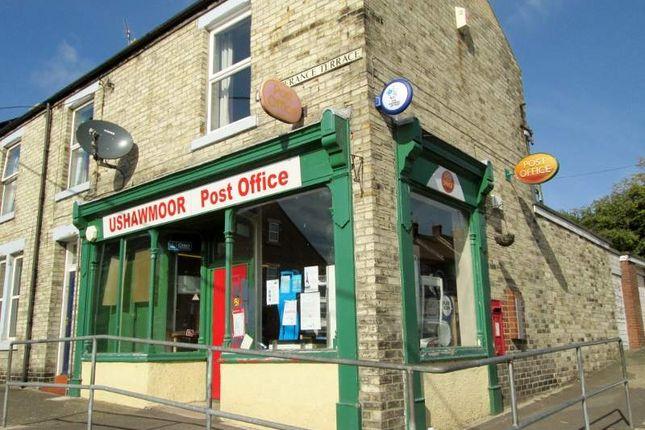 Retail premises for sale in Temperance Terrace, Ushaw Moor, Durham