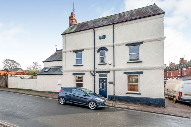 Thumbnail Property for sale in Vicarage Road, Newmarket