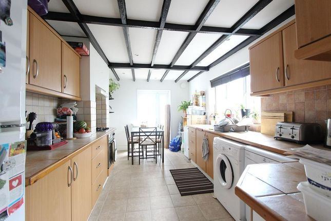 Thumbnail Terraced house to rent in Tamworth Road, Hove