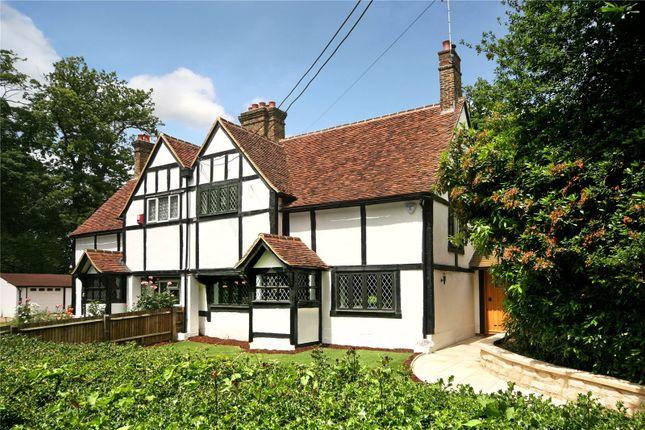 Thumbnail Semi-detached house for sale in Bedford Lane, Sunningdale, Berkshire