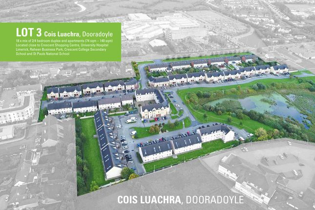 Thumbnail Property for sale in The Cois Portfolio, Cois Luachra, Dooradoyle, Limerick City, Limerick