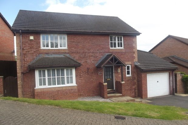 Thumbnail Detached house to rent in St. Peters Mount, Exeter