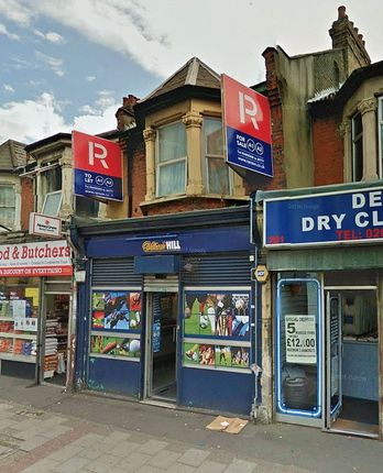 Thumbnail Retail premises for sale in Plaistow Road, London