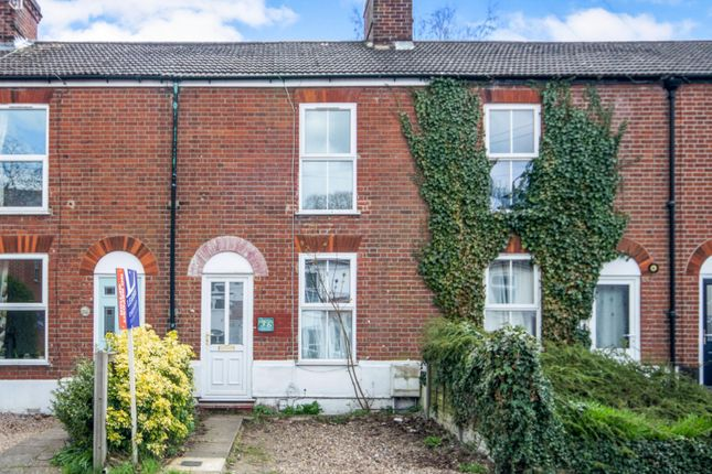 2 bed terraced house to rent in Lawson Road, Norwich