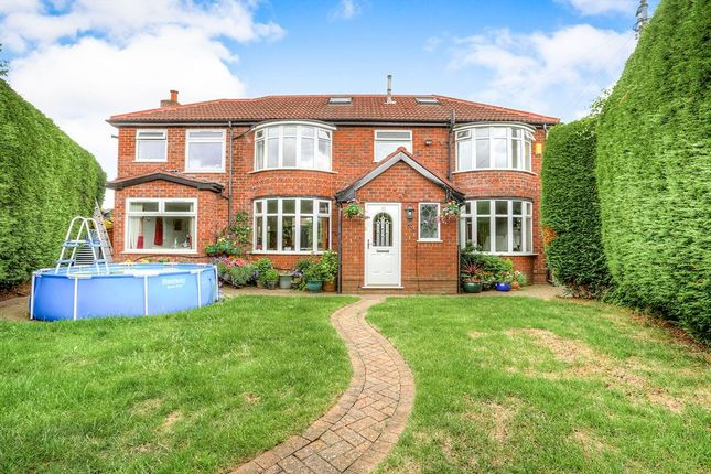 Thumbnail Detached house for sale in Denholm Road, Didsbury, Manchester
