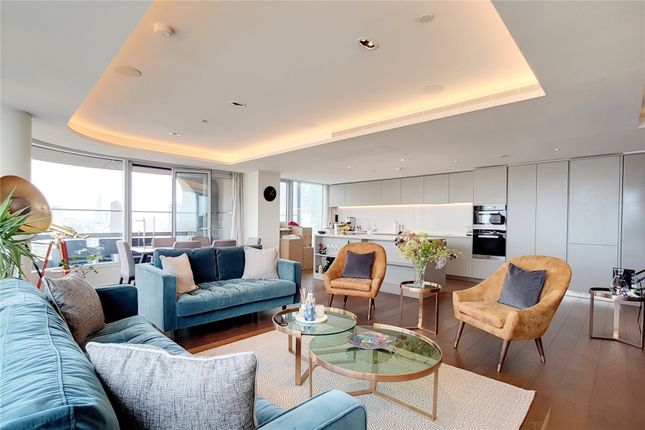Thumbnail Flat to rent in Canaletto Tower, 257 City Road, London