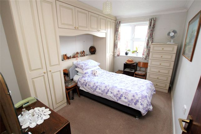 Bedroom of Tudor Court, Hatherley Road, Sidcup, Kent DA14