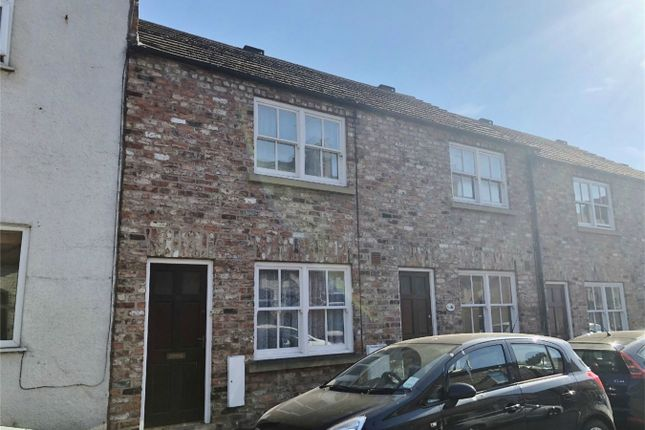 Thumbnail Terraced house to rent in Ambrose Street, York