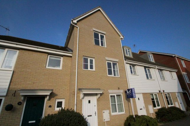 Thumbnail Property to rent in Broadhurst Terrace, Hartree Way, Kesgrave