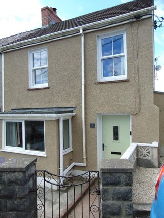 Thumbnail End terrace house to rent in Wern Terrace, Mynyddygarreg, Kidwelly