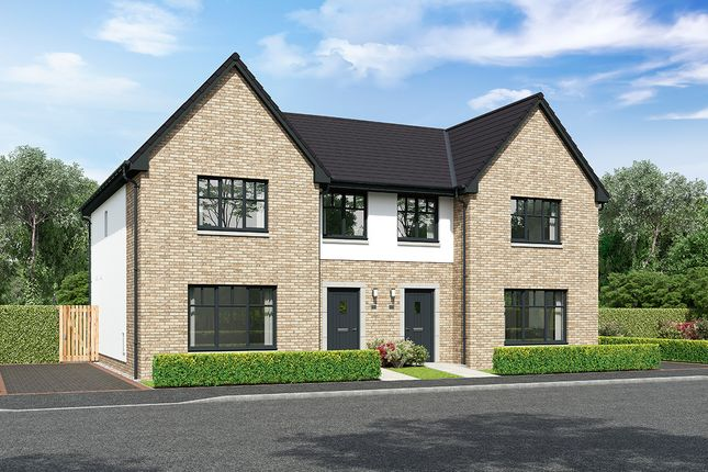 """Thumbnail Detached house for sale in """"Dewsbury"""" at Covenanter Way, Alford"""