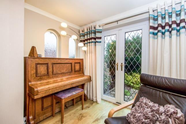 Lounge of Cordwell Close, Castle Donington, Derby, Leicestershire DE74