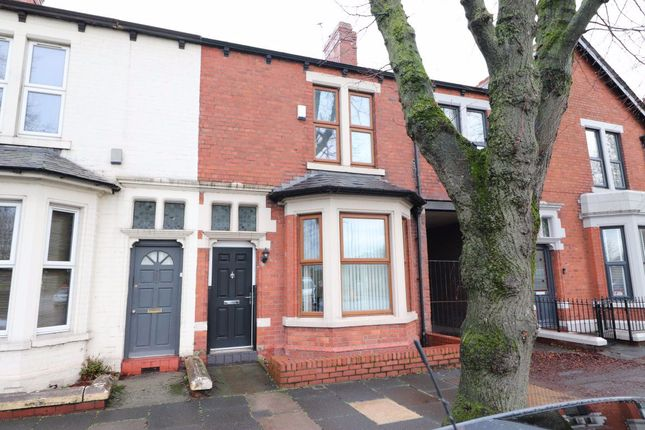 Thumbnail Terraced house to rent in Warwick Road, Carlisle, Cumbria