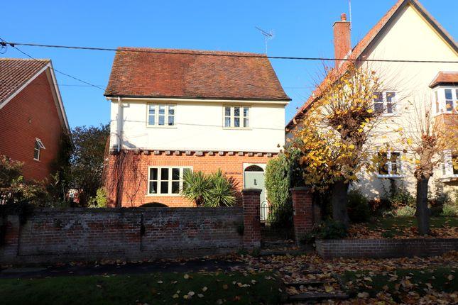 Thumbnail Detached house for sale in Chapel Street, Bildeston, Ipswich, Suffolk