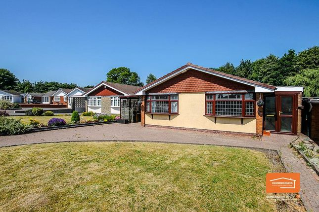 Thumbnail Bungalow for sale in Enderley Drive, Bloxwich, Walsall