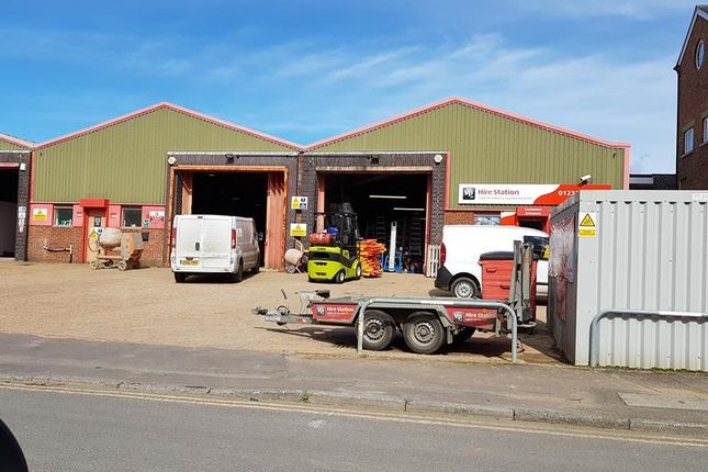 Thumbnail Light industrial to let in Unit 6/7 Chunnel Industrial Estate, Victoria Crescent, Ashford, Kent