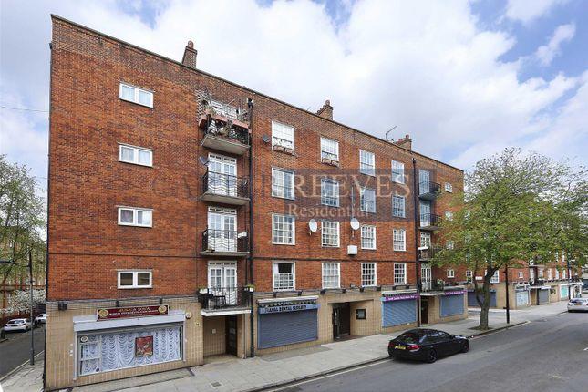 Thumbnail Block of flats to rent in Cromer Street, London