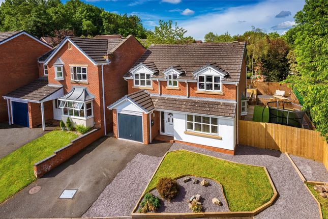 4 bed detached house for sale in The Foxes, Great Hay, Telford, Shropshire TF7