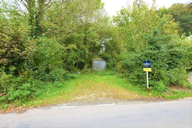 Garage, Hardstanding & Shed, Lamellion, Liskeard, Cornwall PL14
