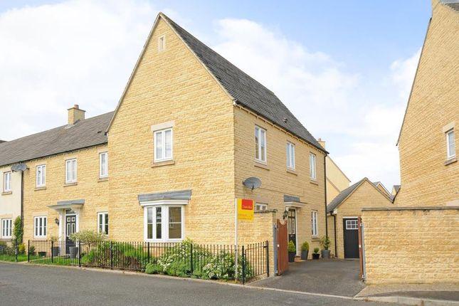 Thumbnail End terrace house to rent in Shilton Park, Carterton