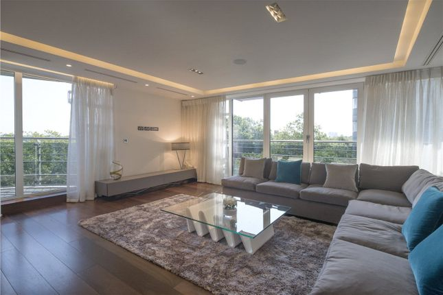 3 bed flat for sale in The Atrium, 127-131 Park Road, St John's Wood