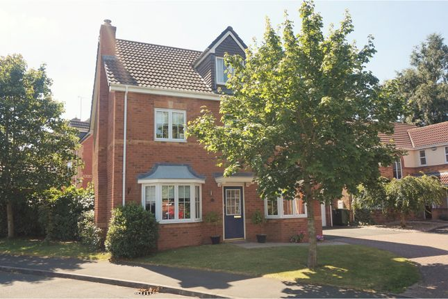Thumbnail Detached house for sale in Mountserrat Road, Bromsgrove