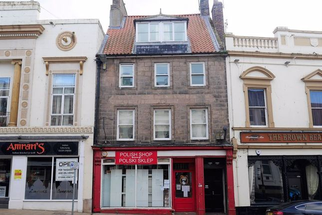 Thumbnail Commercial property for sale in 23, 23A, 25A Hide Hill, Berwick-Upon-Tweed
