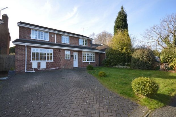 Thumbnail Detached house for sale in Kinglass Road, Spital, Bebington, Wirral