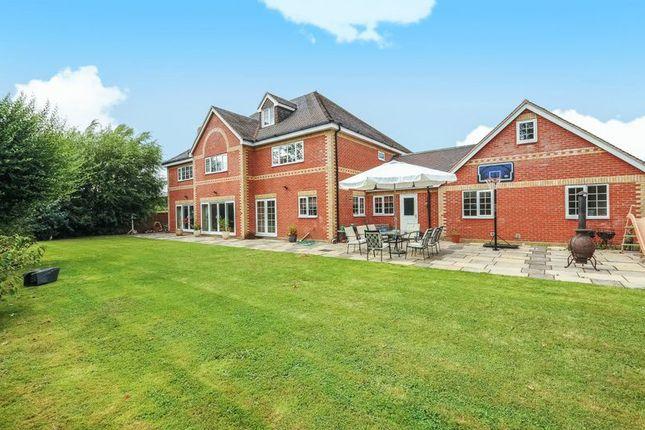Thumbnail Detached house for sale in Milton Road, Drayton, Abingdon