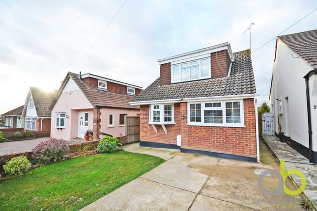Thumbnail Detached house for sale in Felstead Road, Benfleet