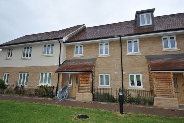 Thumbnail Terraced house to rent in New Mossford Way, Ilford