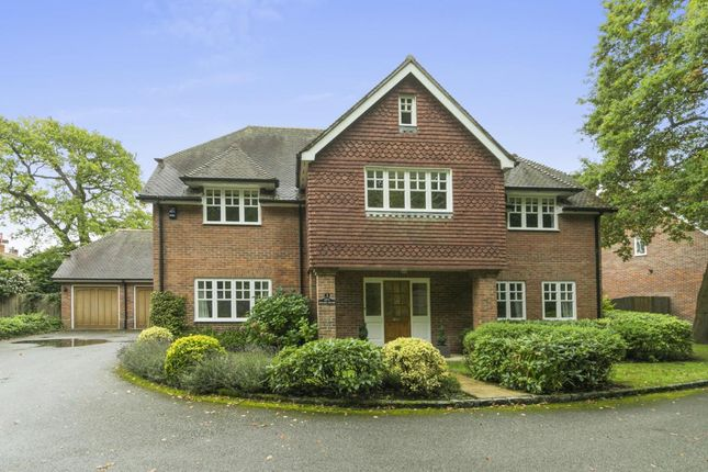 Thumbnail Detached house to rent in Englemere Park, Oxshott