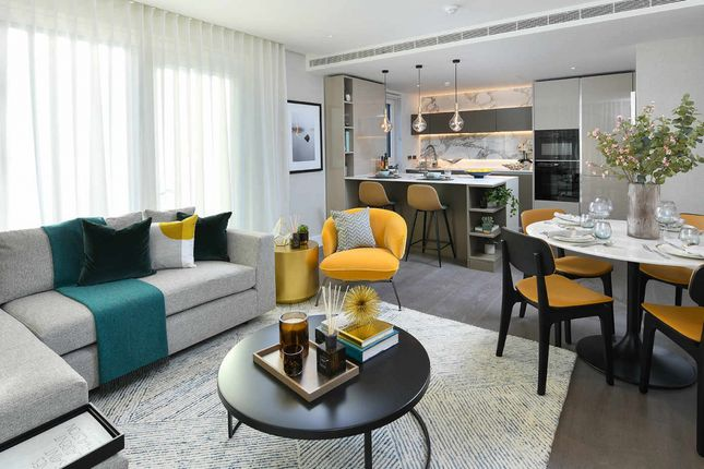 Studio for sale in Parkside Apartments, White City Living W12