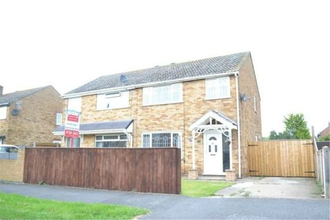 Thumbnail Semi-detached house for sale in Chestnut Avenue, Immingham, Lincolnshire