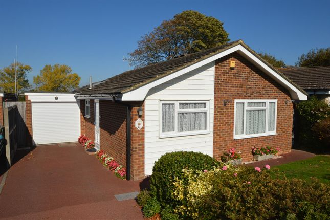 Thumbnail Detached bungalow for sale in Deerswood Lane, Bexhill-On-Sea