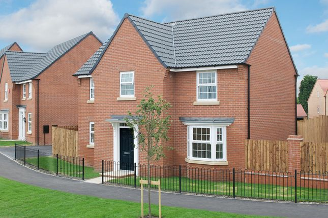 """Thumbnail Detached house for sale in """"Mitchell"""" at Sandbeck Lane, Wetherby"""