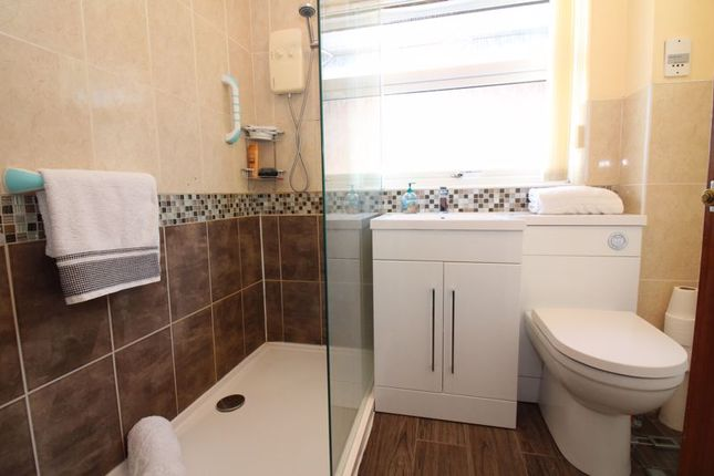 Shower Room of Hewell Close, Kingswinford DY6